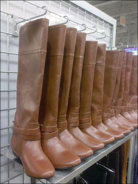Rain Shoe Store In Treasure Coast Mall