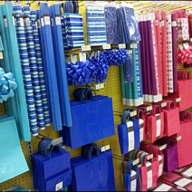 Hooked Gift Wrap Assortments