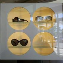 Circular Sunglass Niches