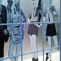 Life Size Diorama
