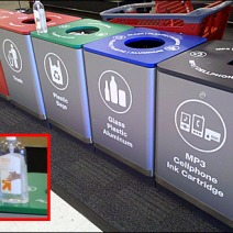 Recycling at Retail