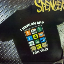 R-Rated T-Shirt App