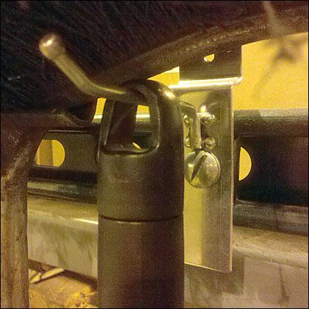 Desperate Measures Slatwall Hook