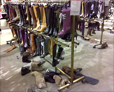 Specialty Shoe Stores Wichita Ks