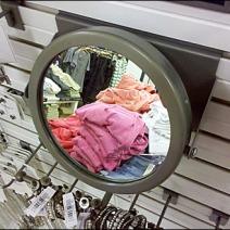 Slatwall Mirror Pivots