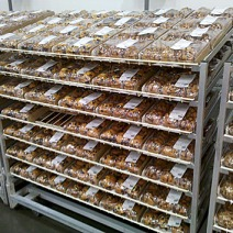Mega Gravity Feed Bakery Rack Overview