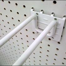 Twin Arm, Single Frontwire Hook