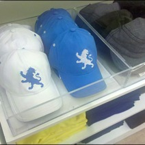 Hats Upscale in Acrylic Tray