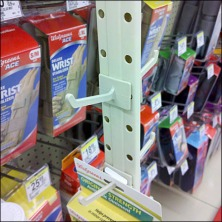 Hooked Merchandiser Strip Naked Main