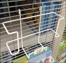 Literature Holder for Grid