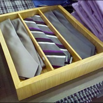 Ties Sold From Trays