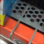 Perforated Pallet Rack Overlay
