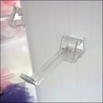Rectilinear Plastic Hook Detail