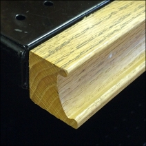 Hardwood C-Channel to Die For Main