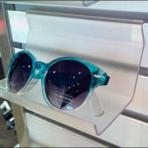 Sunglass Slatwall Tray Closeup