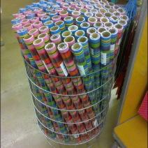 Gift Wrap Cyclinder Rack Main