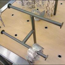 Tabletop Jewelry Plug-in Fixture