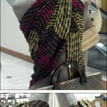 Burberry Scarf Knot Main Composite