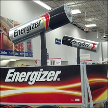 Giant Energizer Battery POP Main