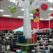 POP Tree Grows from Ceiling Down MAIN