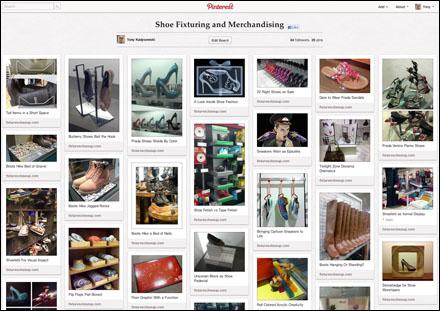 Shoe Fixturing and Merchandising Main