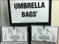 Umbrella Bags Offered in Sizes