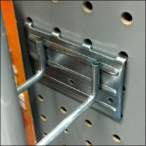HD Backplate Anchors Mop Broom CloseUp