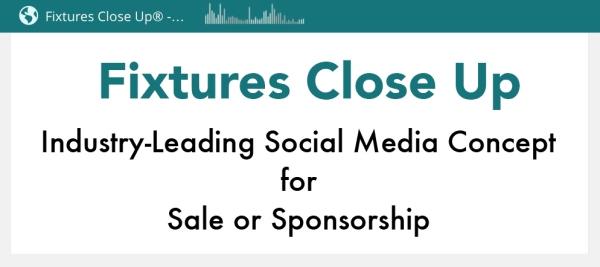 FixturesCloseUp For Sale, Content Management, Blog