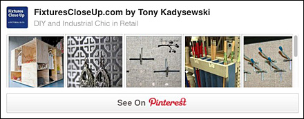 DIY Do-It-Yourself and Industrial Chic Pinterest Board