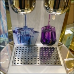 Fragrance Refill Station as POP Detail