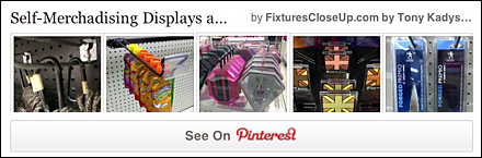 Self Merchandising Store Fixtures Pinterest Board for Fixtures Close Up