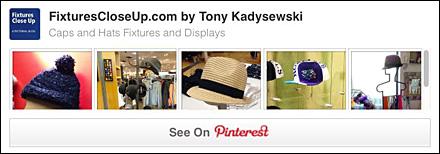 Cap and Hat FixturesCloseUp Pinterest Board Sm