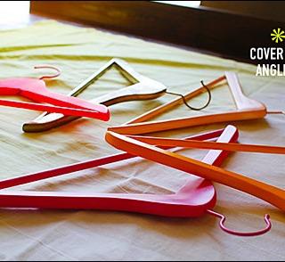 Clothes Hangers in Color Aux 2