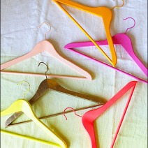 Clothes Hangers In Color Main