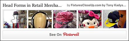 Head Form Fixtures Pinterest Board on FixturesCloseUp