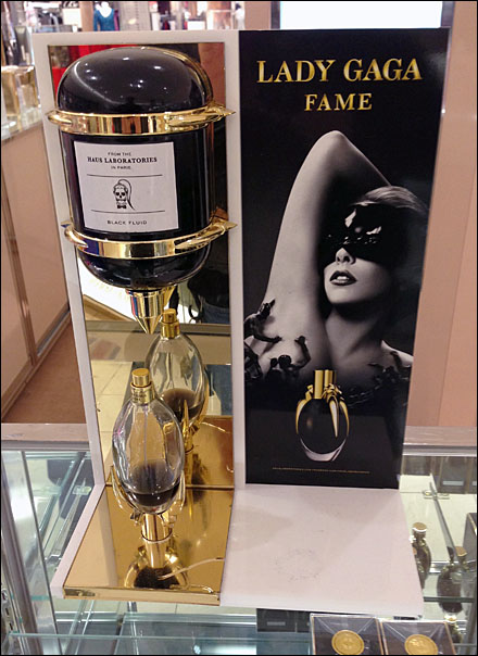 Lady Gaga Perfume Refill Station Main