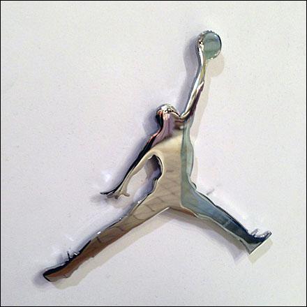 Nike Air Polished Logo Main