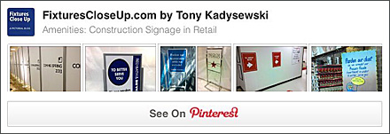 Under Construction Retail Amenities Pinterest Board