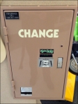 Mall Change Machine Amenity Aux