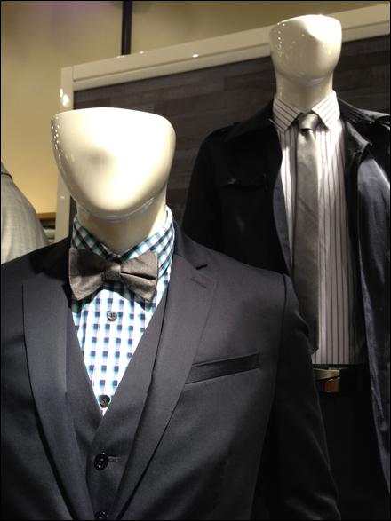 New Year Necktie Party Display
