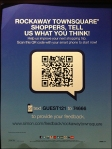 Rockaway Townsquare Mall QR Detail