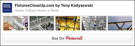 V-Shape Fixtures Pinterest Board for FixturesCloseUp