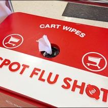 Cart Wipe Flu Shot Cross Sell Main
