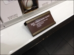 Freestanding Chocolate Label Holders Aux