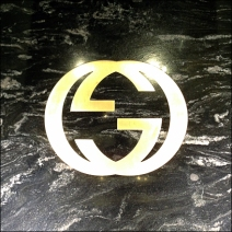 Gucci Logo Floor Medallion Main