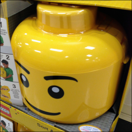 Lego Sort and Store Main