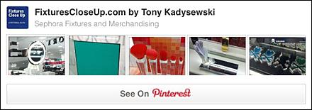 Sephora FixturesCloseUp Pinterest Board