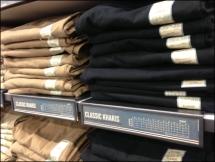 Sizes oin Shelf Edge Overlay 1