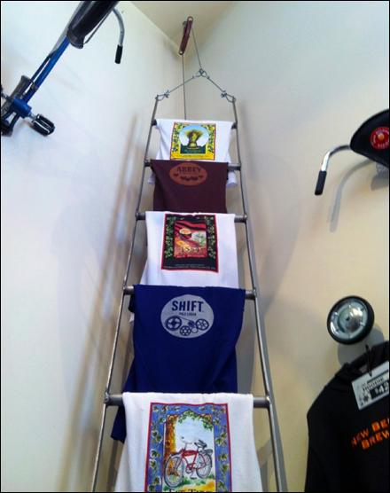 T-Shirt Ladder Overall