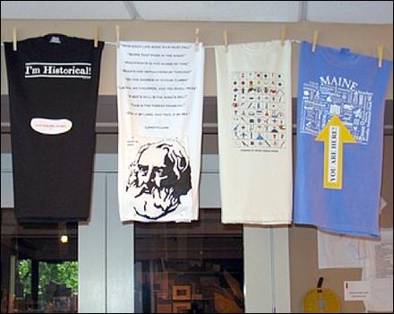 T-Shirts Clothes Line Main